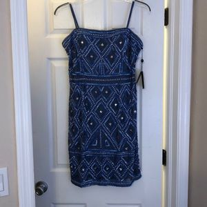 Designer Cocktail Dress by Adrianna Papell